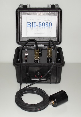 Acoustic Transmitter and Receiver